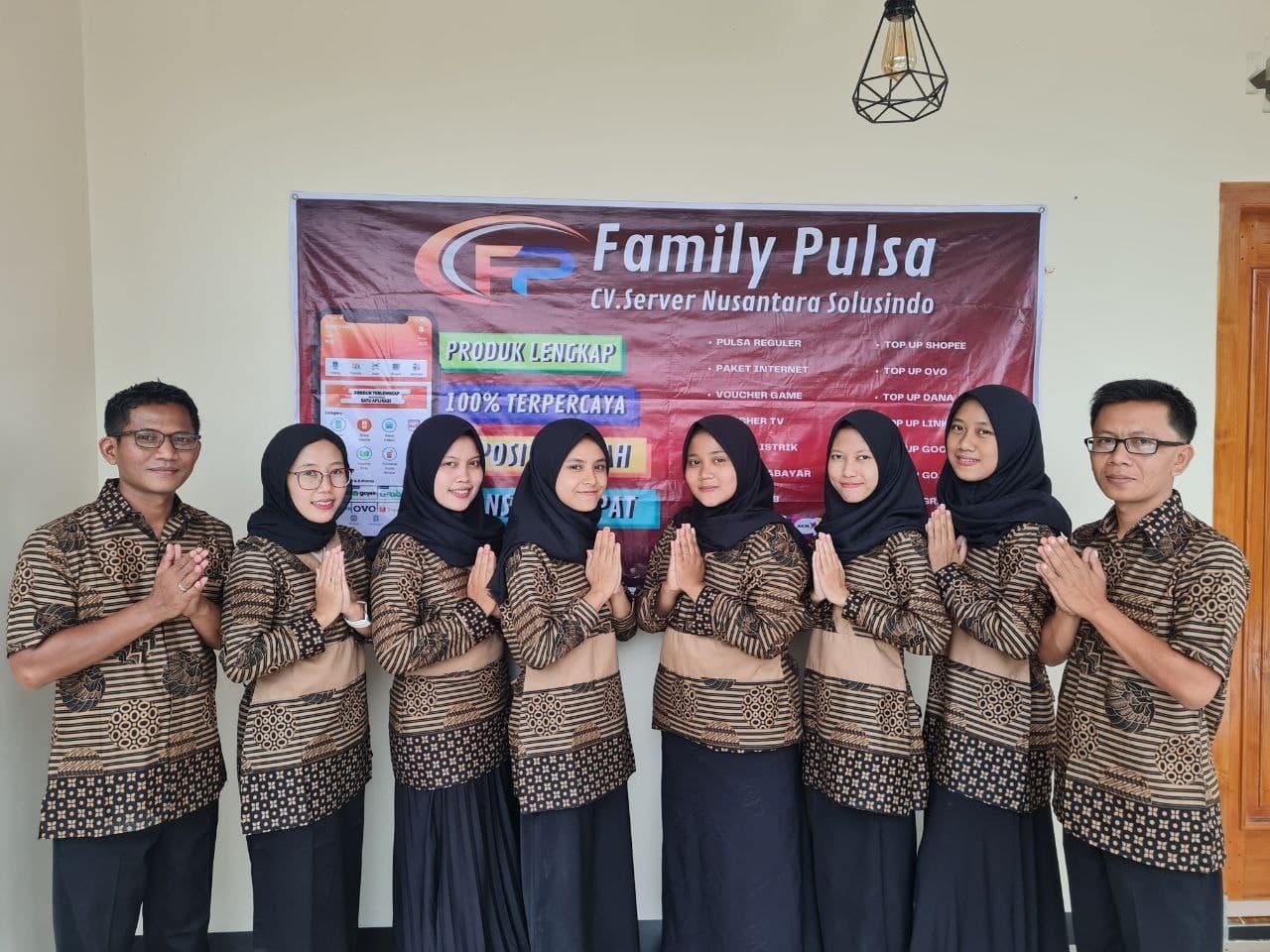galery family pulsa